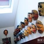 Auch das Sammeln von Larven und Masken fasziniert die Mitglieder unseres Vereins