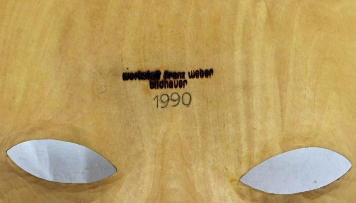 Signatur Weber 700