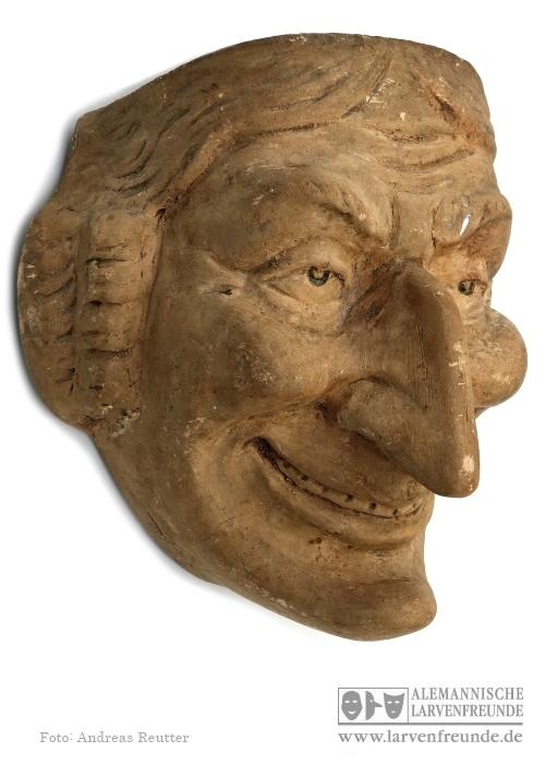 Thüringen Maskenmodell Ton 13 (2f)