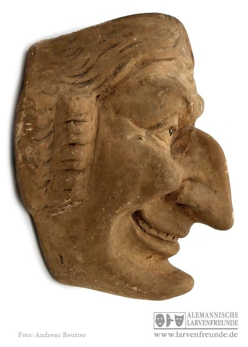 Thüringen Maskenmodell Ton 13 (3f)