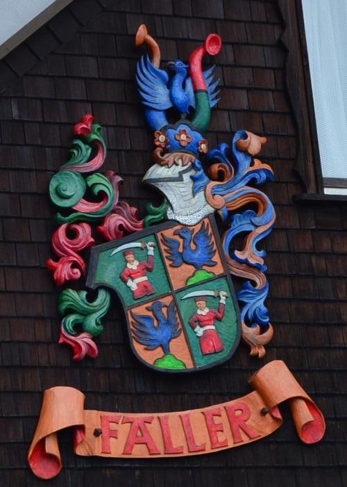 Faller Wappen 500