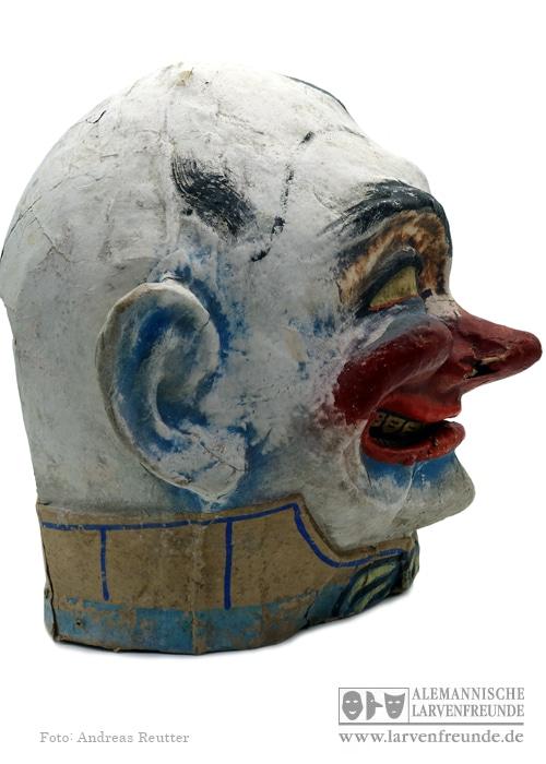 Mollikopf Clown (3f)