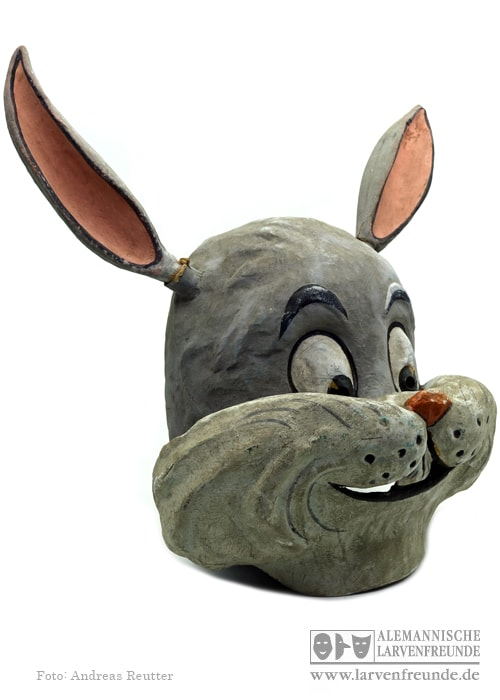 Mollikopf Hase (2f)