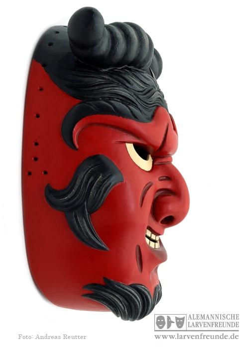 Triberg Teufel Kinderlarve Centner (3f)