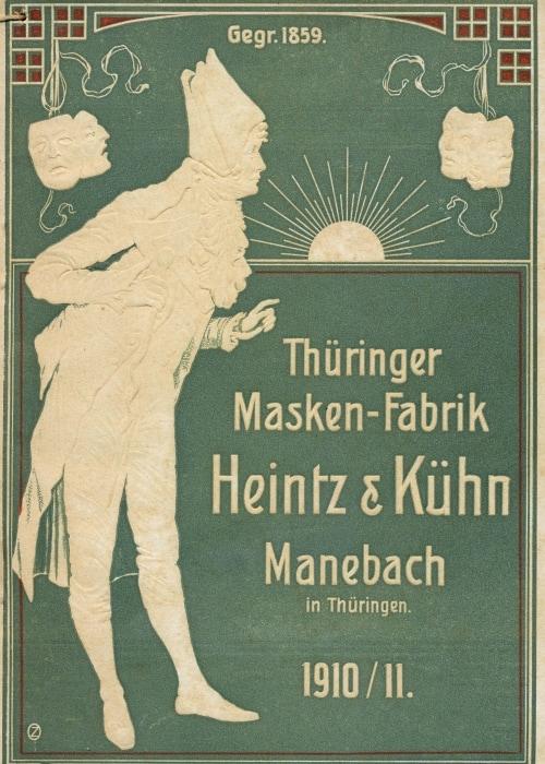 1910 Maskenkatalog Heintz und Kühn (1) 700