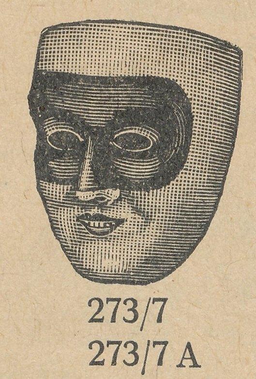 1938 Katalog Heintz und Kühn junger Herr