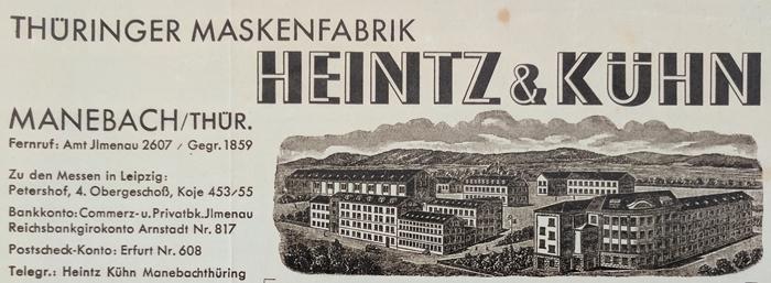 1939 Heintz und Kühn 700