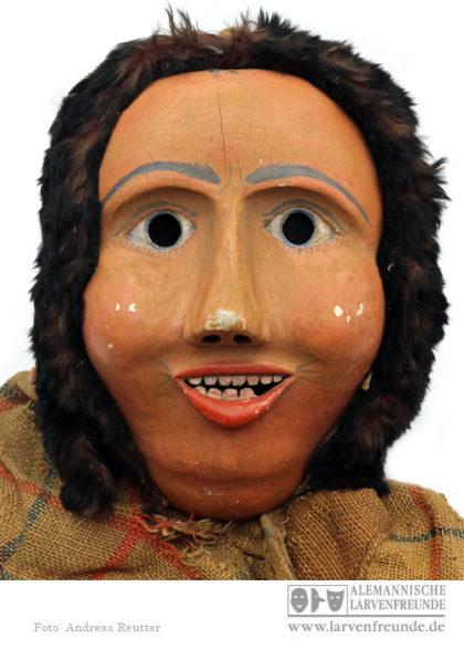 Holzmaske Gruol