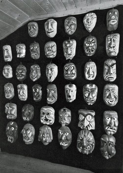 Masken Mullis aus Frey 700