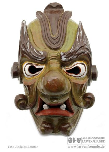 Maskenmuseum Turmfratz