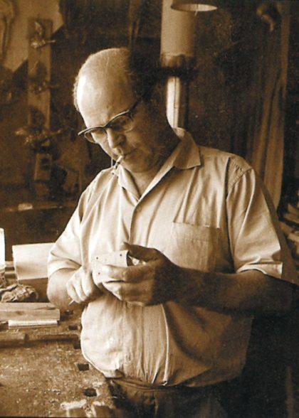 Bildhauer Roth