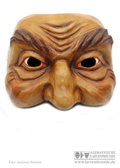 Holzmaske Tarrenz