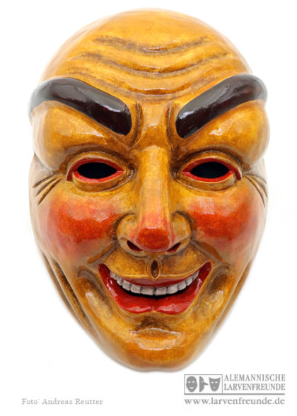 Holzmaske Gätterlet