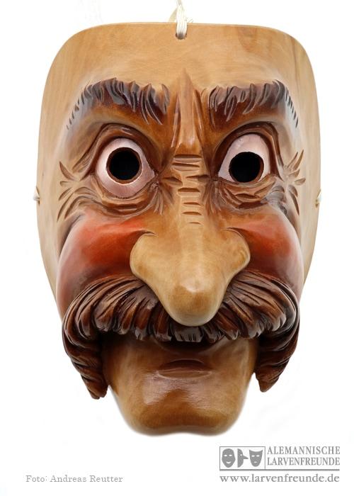 Urdorf Einzelmaske Schnyder (1f)