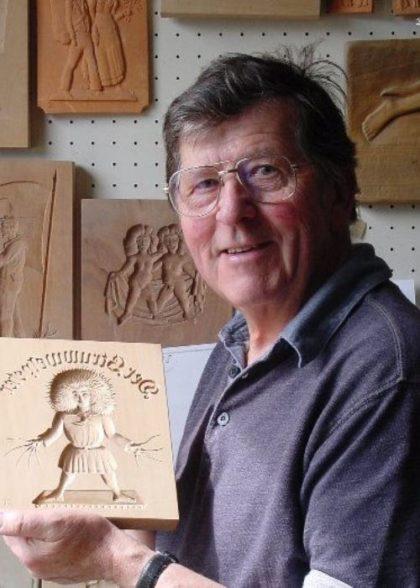 Bildhauer Schibig Josef