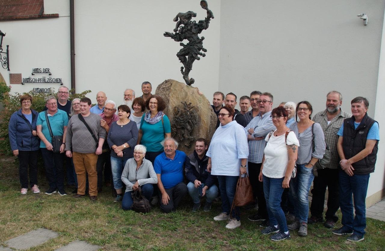 Kulturfahrt Mainz