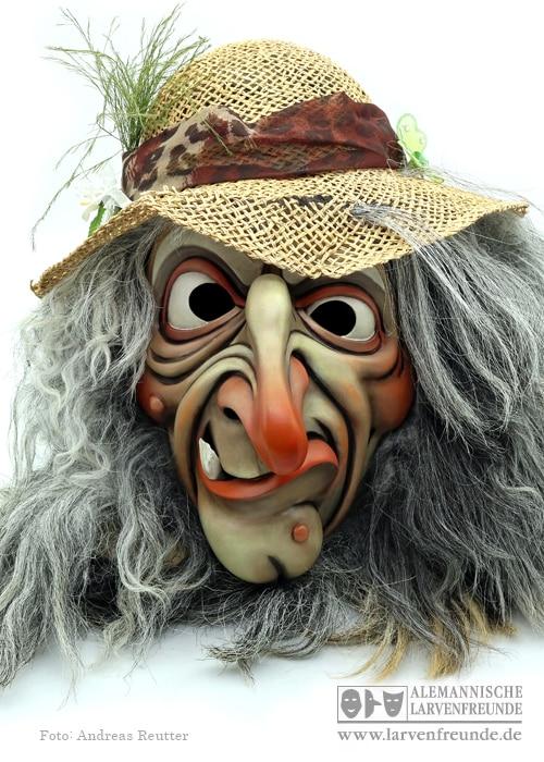Tirol Hexenmaske Schaller (1f)