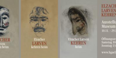 Maskenausstellung: ELZACHER LARVEN KEHREN HEIM
