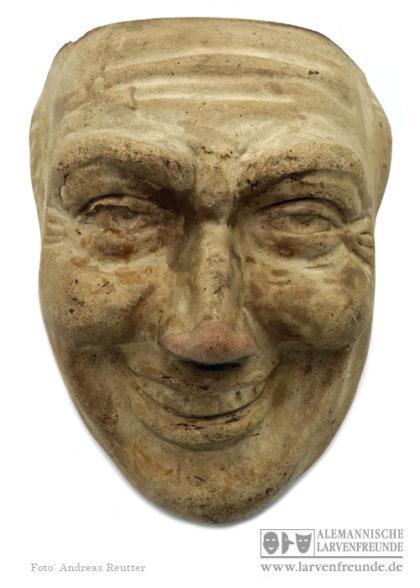 Maskenmodell Ton
