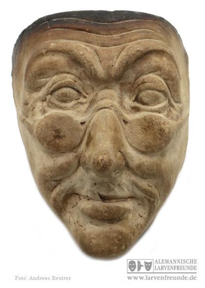 Maskenmodell Tonmaske