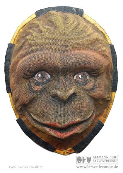 Drahtmaske Affe