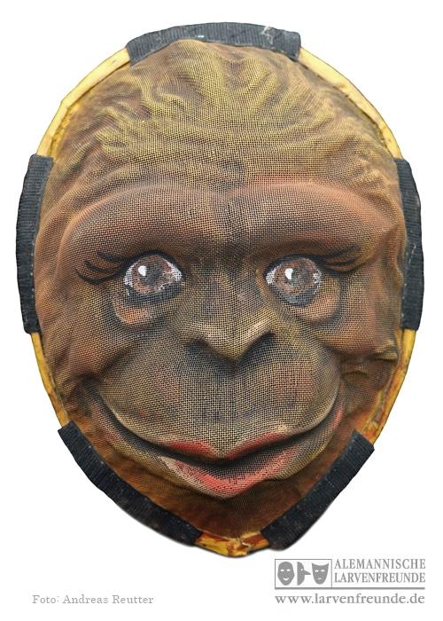 Weingarten Affe Kindermaske (1f)