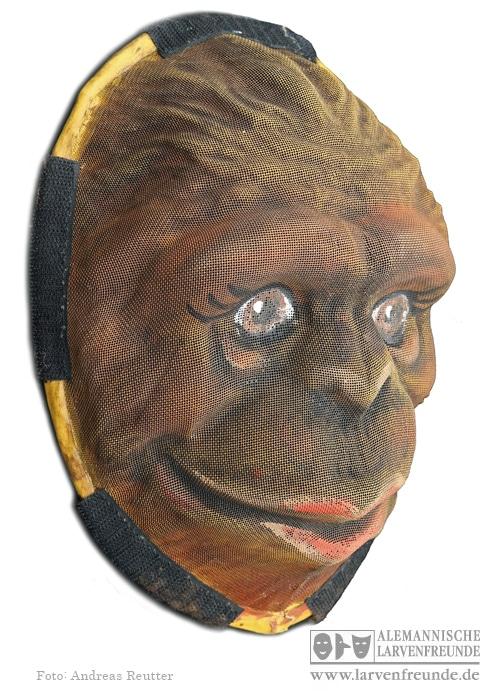 Weingarten Affe Kindermaske (2f)