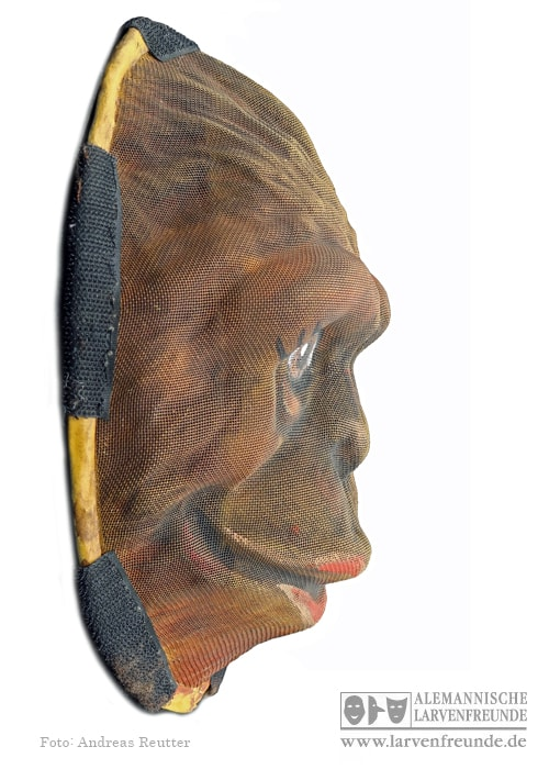 Weingarten Affe Kindermaske (3f)