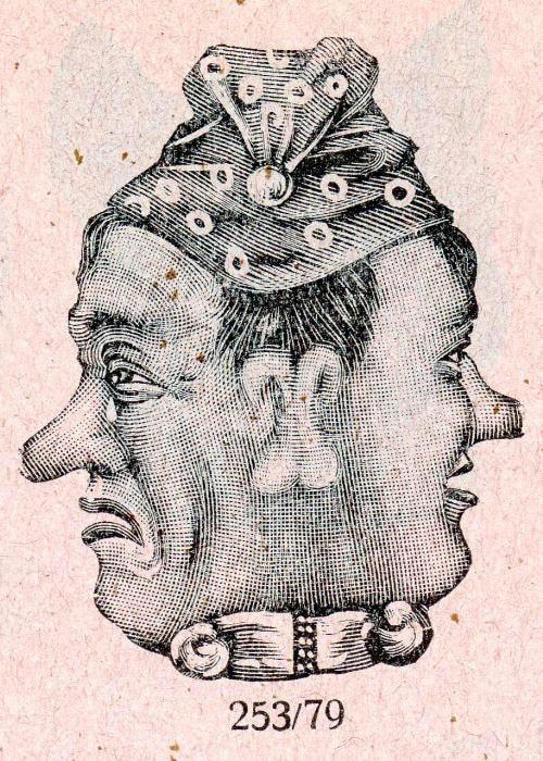 1913 Maskenkatalog Eilers & Mey Doppelkopf Michl (6)