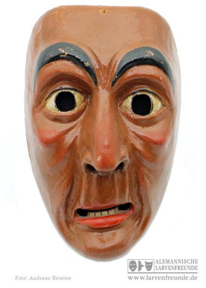 Holzmaske Kriens Bernerwyb