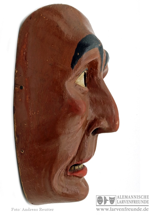 Kriens Schreckmaske Arnet 3 (4f)