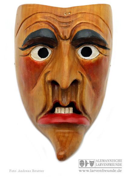 Holzmaske Kriens Deckel