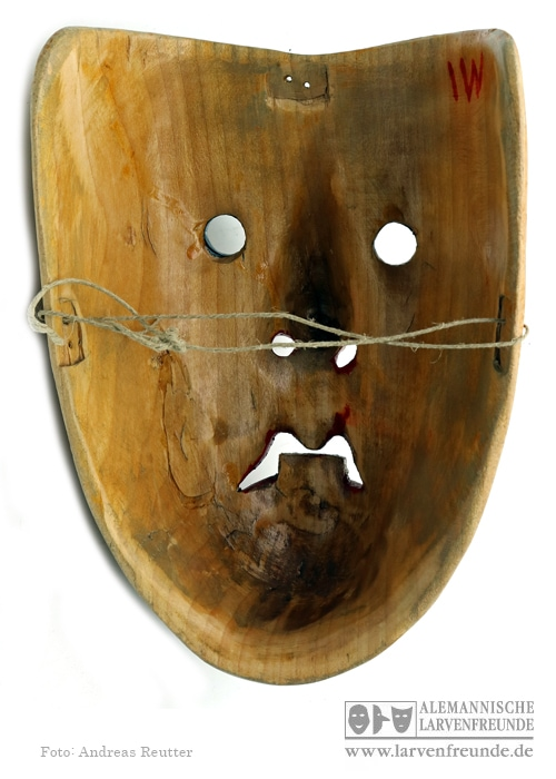 Kriens Schreckmaske Peter (4f)