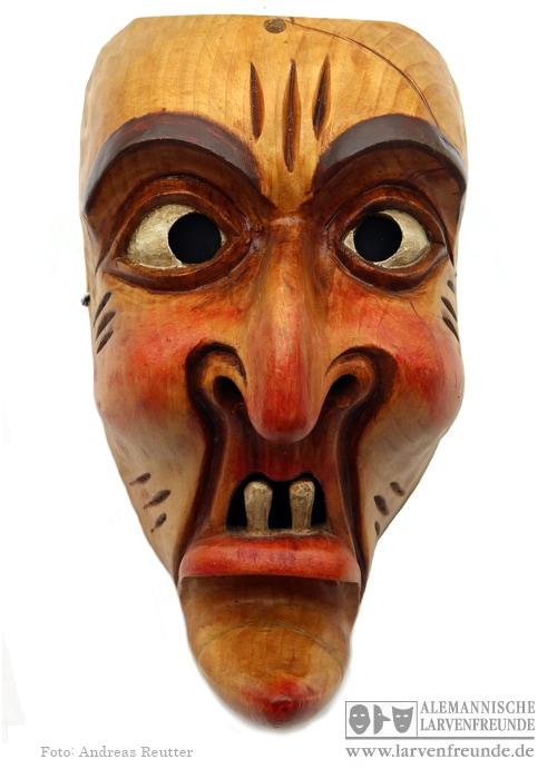 Kriens Schreckmaske Wolf 1 (1f)