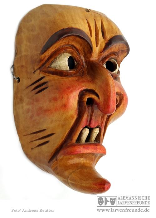Kriens Schreckmaske Wolf 1 (2f)