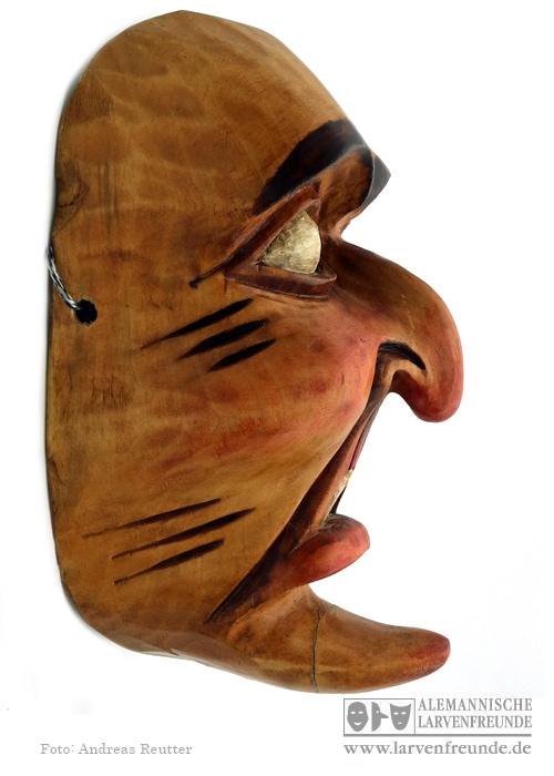 Kriens Schreckmaske Wolf 1 (3f)
