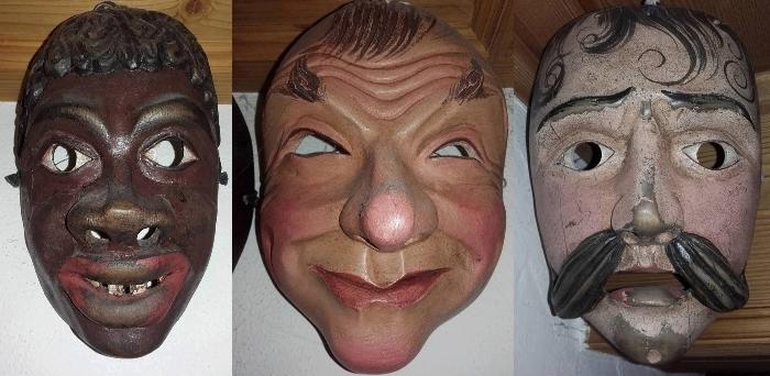 Masken Neuner 700