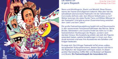 """Ausstellung im Franziskanermuseum: """"Familiengeheimnisse. De Narro un si ganz Bagasch"""""""