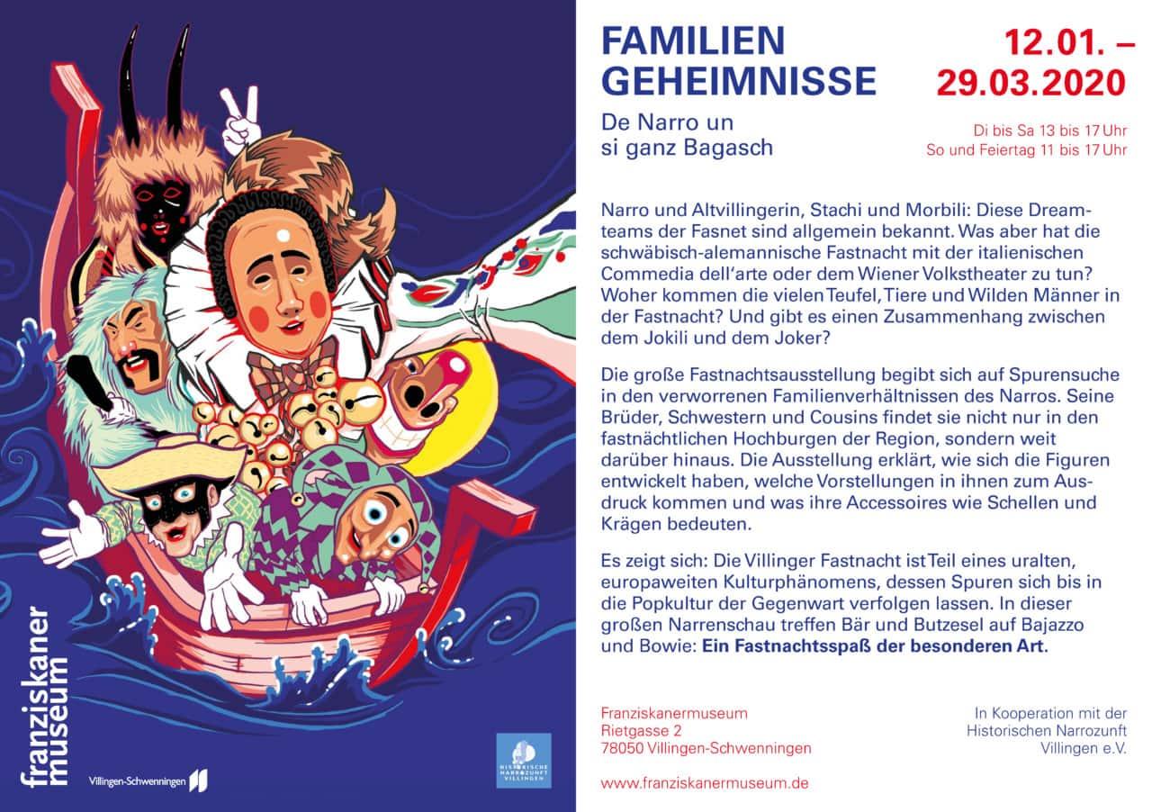 Franziskanermuseum Ausstellung