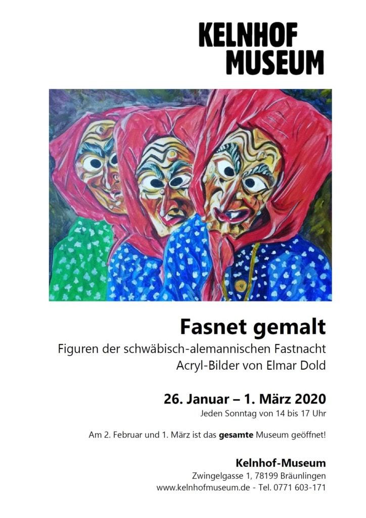 Ausstellung Museum Bräunlingen Dold