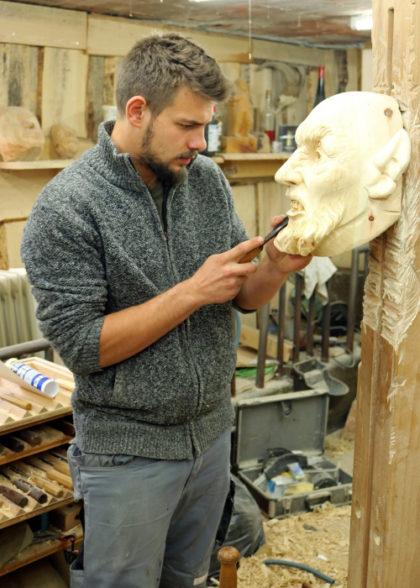 Bildhauer Gasperi