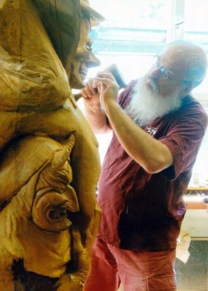Bildhauer Kubitschek