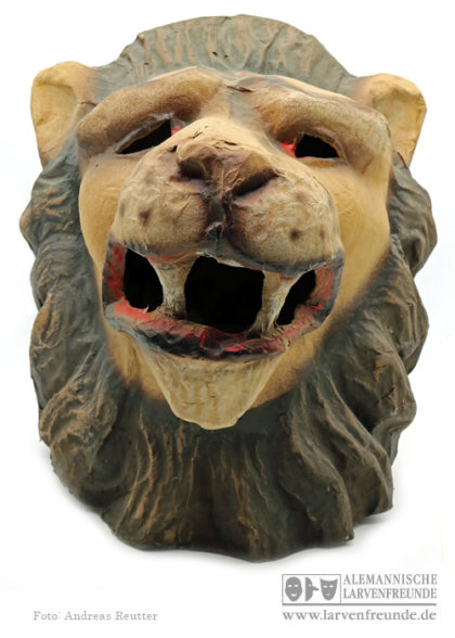 Schwellkopf Löwe