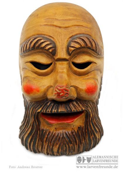 Holzmaske Maisenhardt-Joggele Bad Säckingen