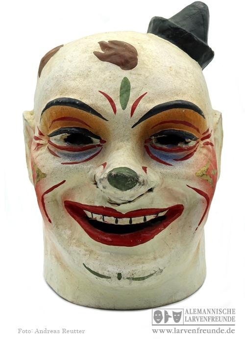 Thüringen Mollikopf Clown (1f)