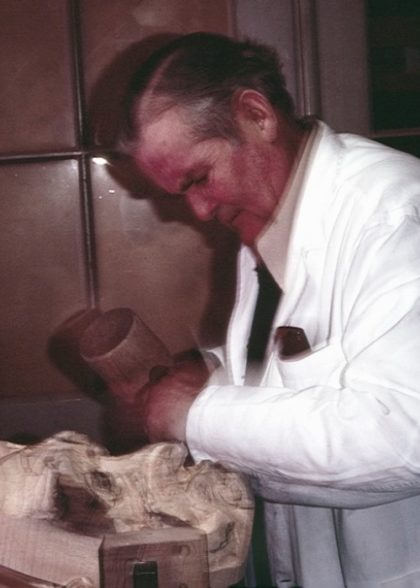 Bildhauer Blattmann Wollerau