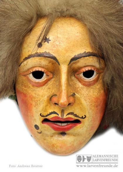 Narrone Laufenburg Holzmaske