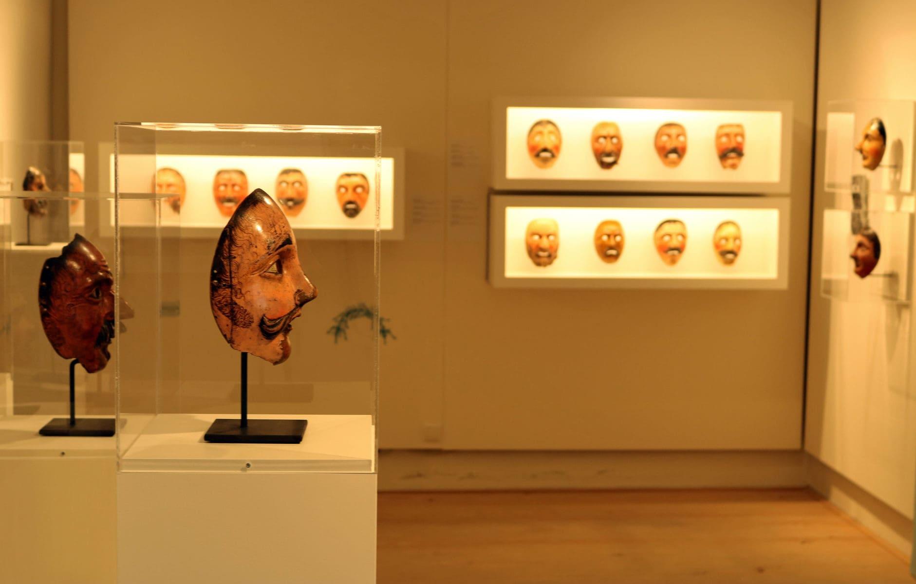 Ausstellung Larven Mittenwald