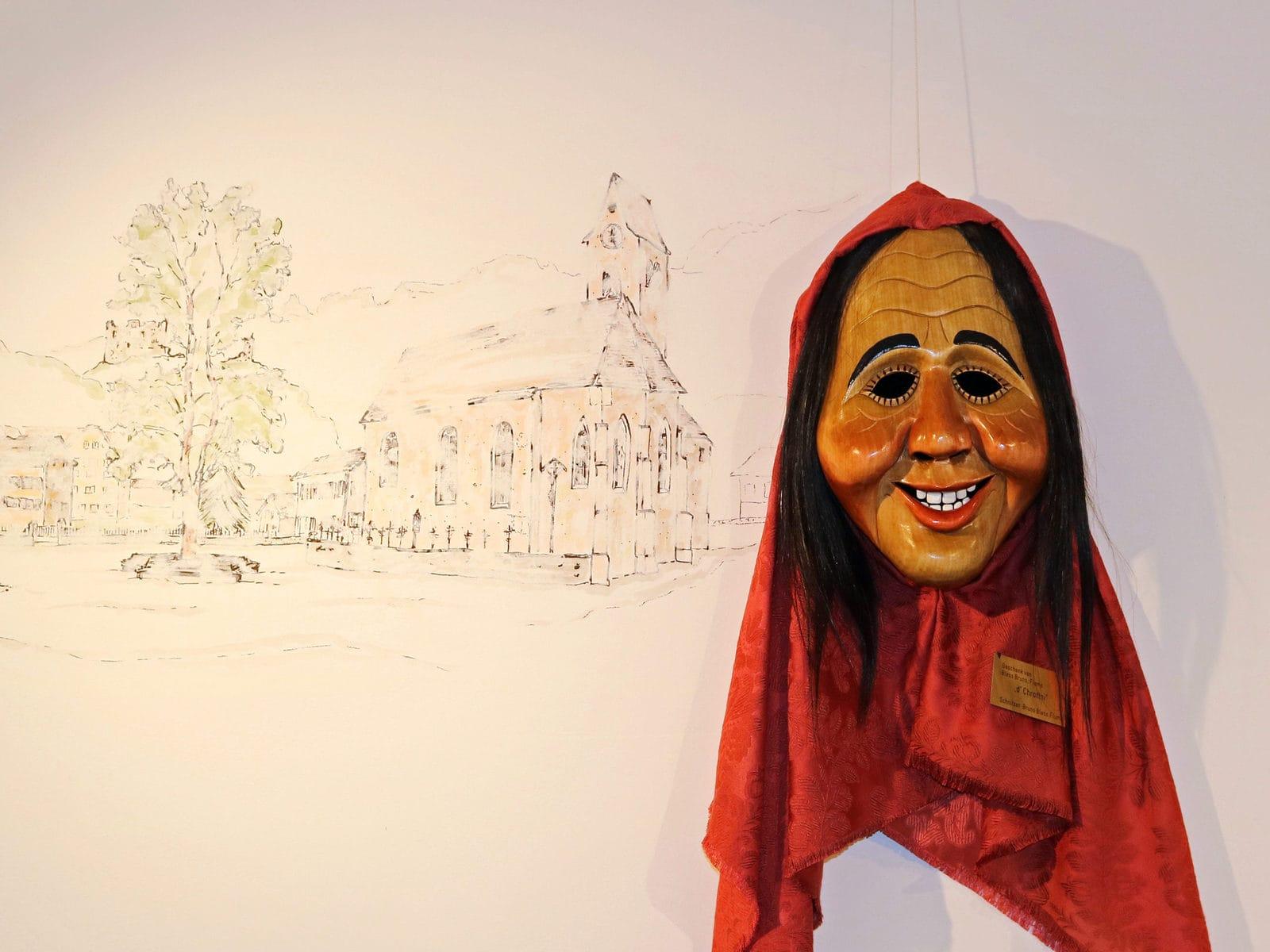 Sarganserländer Maskenmuseum Chrottni