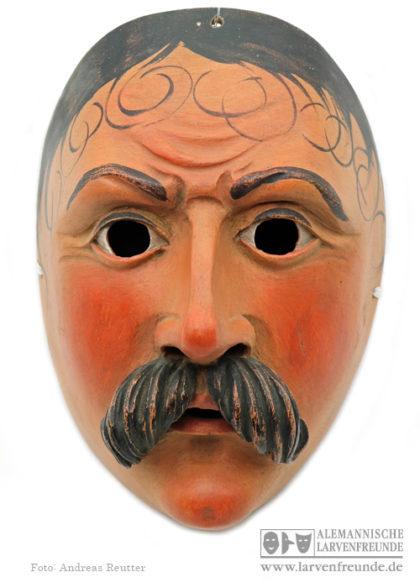 Maskenmuseum Holzlarve Maschkera Grainau